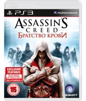 Assassin's Creed: Братство Крови. Special Edition (PS3) [Русская версия]
